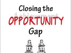 Closing the Opportunity Gap: What America Must Do to Give Every Child an Even Chance cover