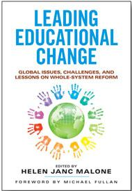 Leading Educational Change cover