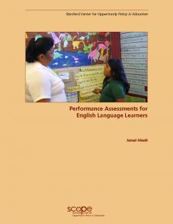 Student Performance Assessment Series: Performance Assessments for English Language Learners cover