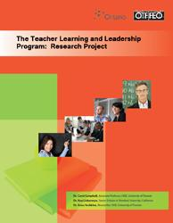 Teacher Learning & Leadership Program: Research Report cover